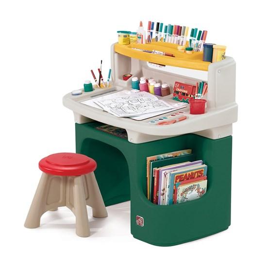 Art Master Activity Desk Kids Art Desk Step2
