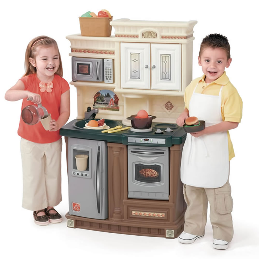lifestyle new traditions kitchen | kids play kitchens | step2