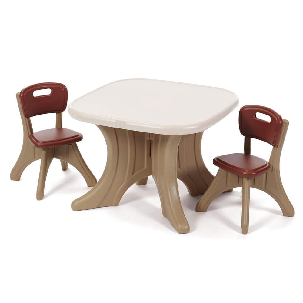 New traditions table chairs set kids table chairs for Table and chair set