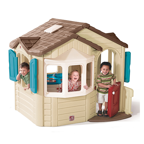 Naturally Playful® Welcome Home Playhouse™