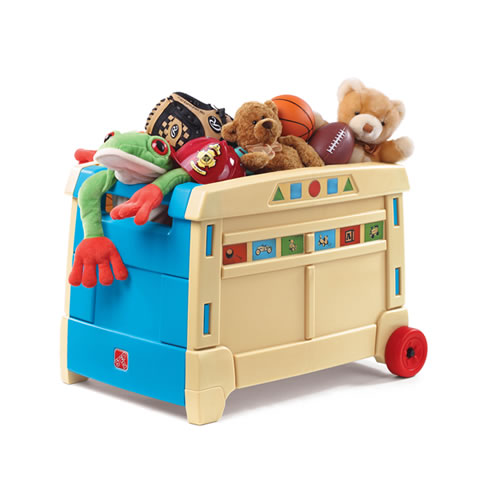 Lift & Roll Toy Box™