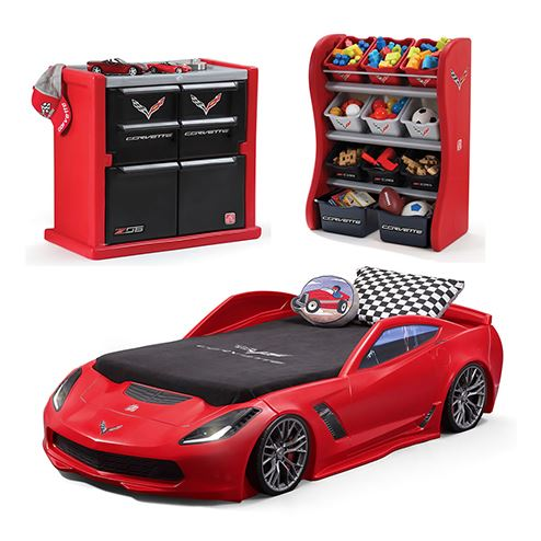 Corvette® Bedroom Combo