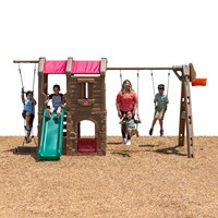 Naturally Playful® Adventure Lodge Play Center