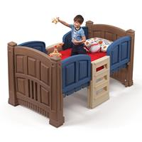 Boy's Loft & Storage Twin Bed™