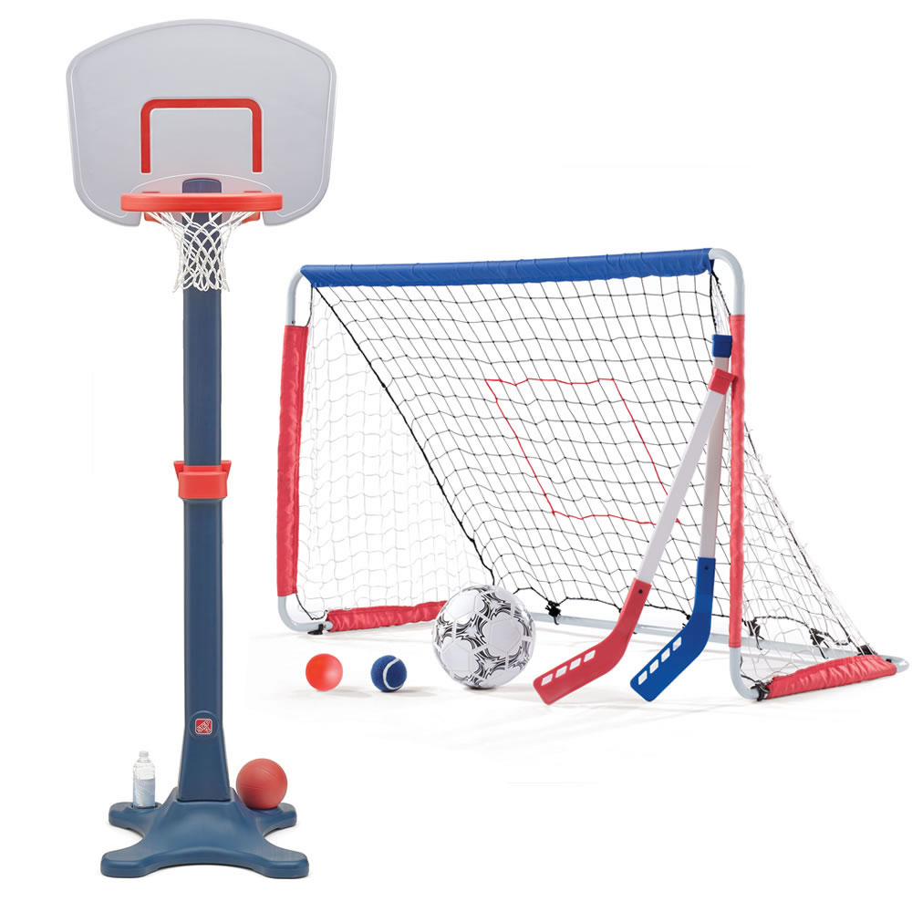 Kick and Shoot Sports Combo