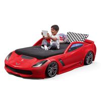 Corvette® Z06 Toddler to Twin Bed™
