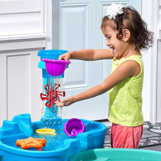 step2 Spin & Splash Seaway Water Table