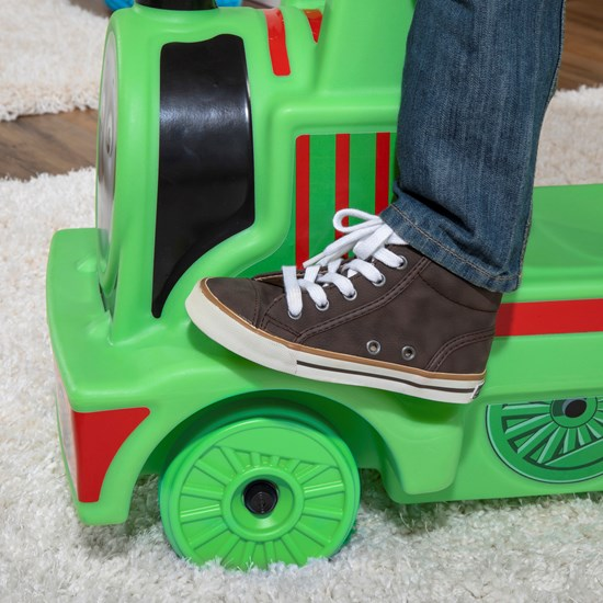 step2 Percy The Small Engine Coaster Car