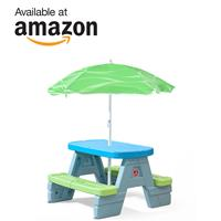 Sun & Shade Picnic Table With Umbrella™