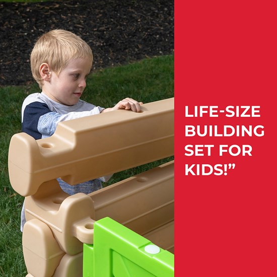 step2 Big Builders Playhouse Tables & More