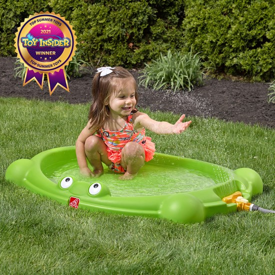 step2 Water Bug Splash Pad
