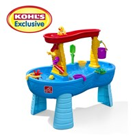 Shower Tower Splash Pond Water Table™- Red