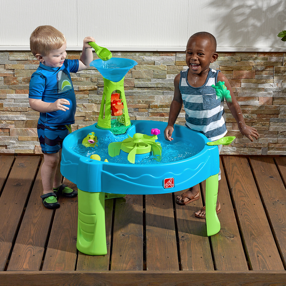Step2 Duck Dive Water Table play time