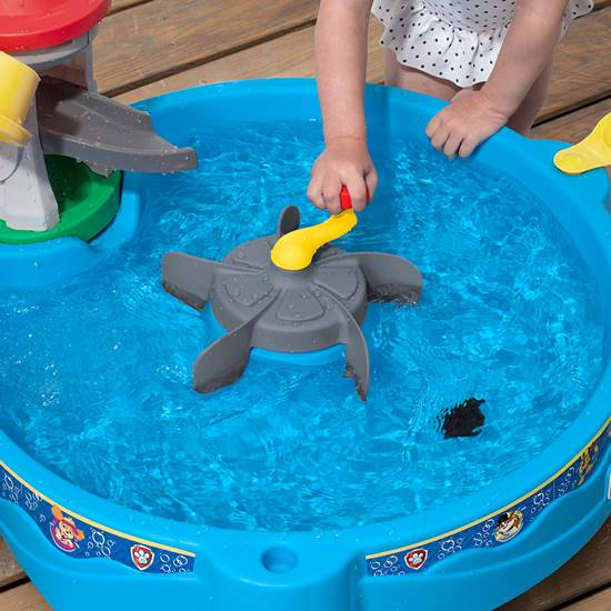 Step2 Paw Patrol Sea Patrol Water Table water spinner