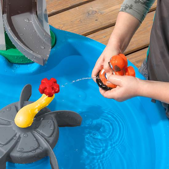 Step2 Paw Patrol Sea Patrol Water Table water squirter