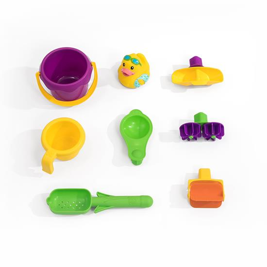 Step2 Spring Time Splash Water Table accessories