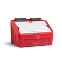 2-in-1 Toy Box & Art Lid™