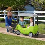 step2 Canopy Wagon- Green