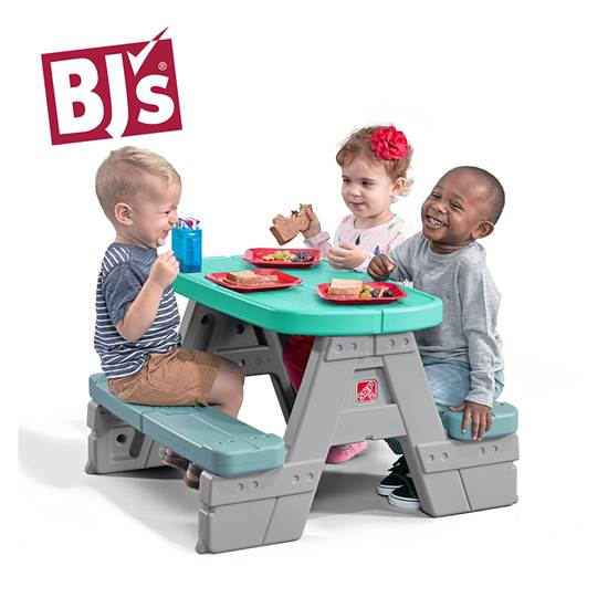 Sit Amp Snack Picnic Table Kids Picnic Table Step2