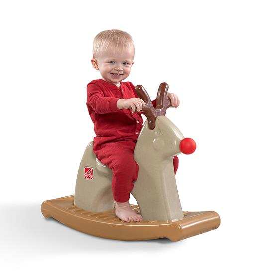 Step2 Rudolph the Rocking Reindeer on Sale for 15% off