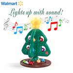 Step2 My First Christmas Tree with Lights & Sounds Available at Walmart