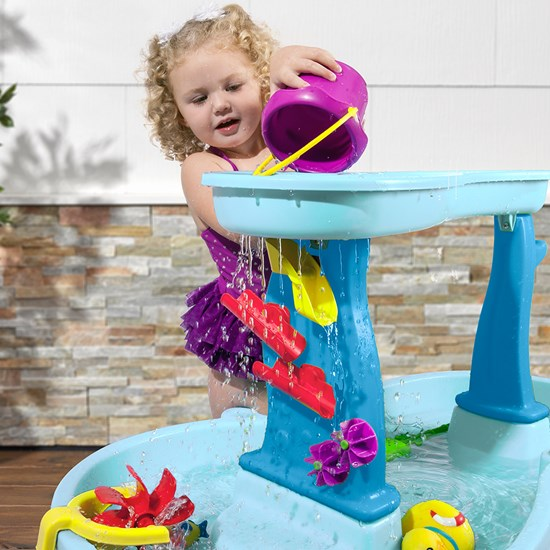 Step2 Sun Showers Water Table rain tower