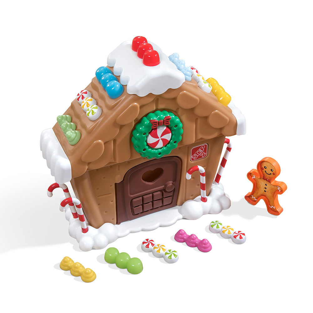 My First Gingerbread House Kids Pretend Play Step2