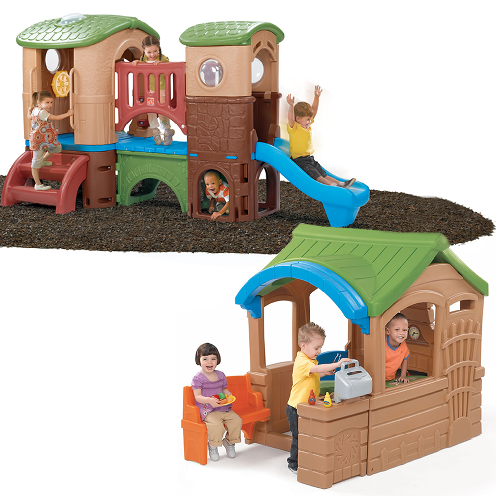 Step2 Backyard Retreat Play Set