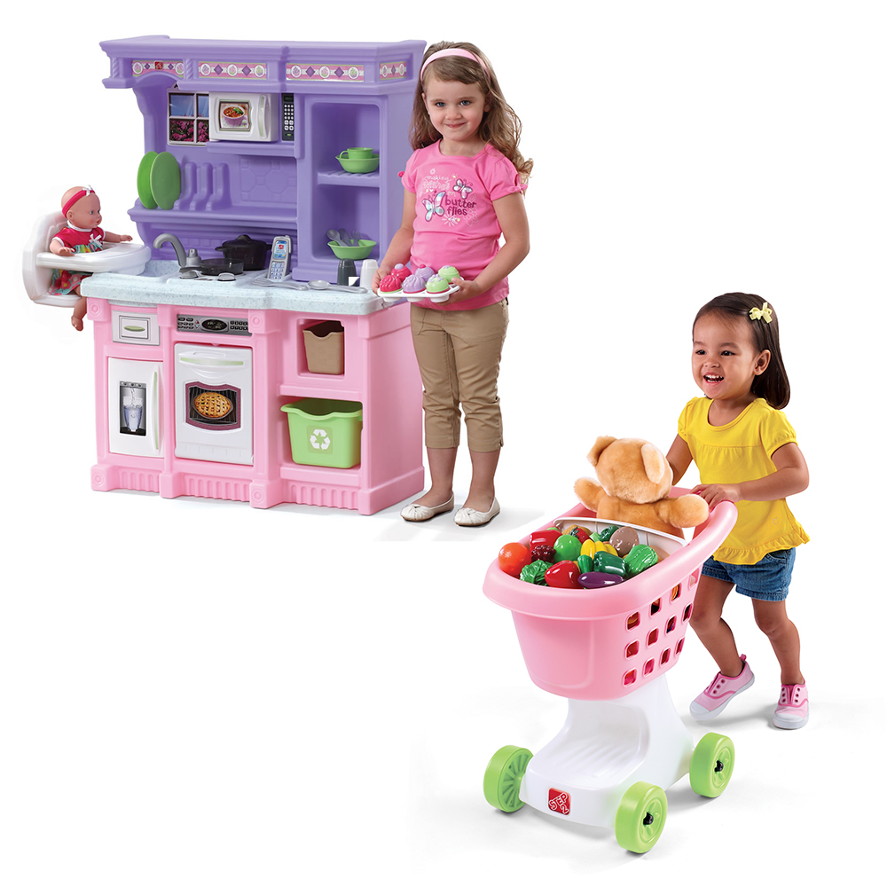 Step2 Little Baker's Play Set
