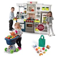 Shop and Cook Kitchen Play Set