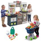 step2 little chefs kitchen play set
