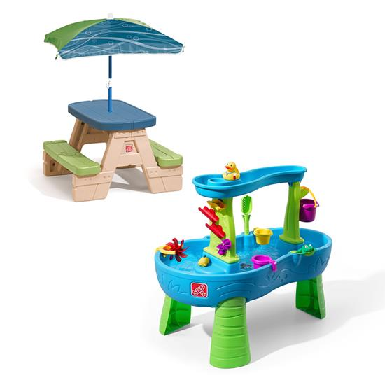 Step2 Sit and Splash Play Set