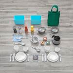 accessories included in step2 great gourmet kitchen lavender