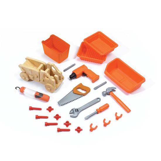 Step2 Handyman Workbench - Orange accessories