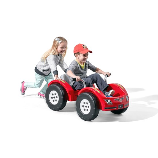 step2 Zip N' Zoom Pedal Car
