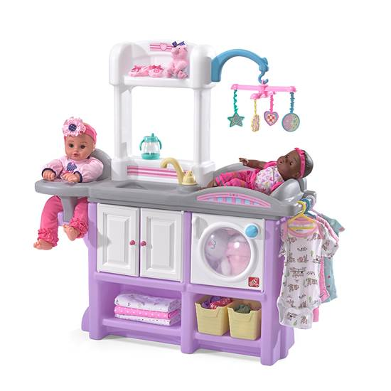 step2 Love & Care Deluxe Nursery - Lavender