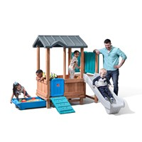Woodland Adventure Playhouse & Slide™