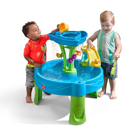 step2 Slidin' Into Summer Water Table