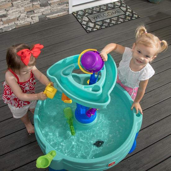step2 Harbor Splash Tower Water Table