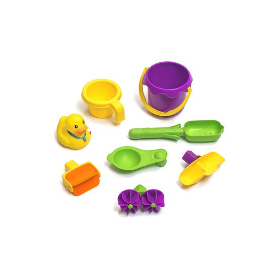 accessories included in step2 Harbor Splash Tower Water Table
