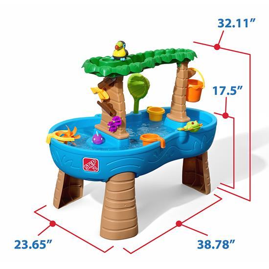 Tropical Rainforest Water Table™