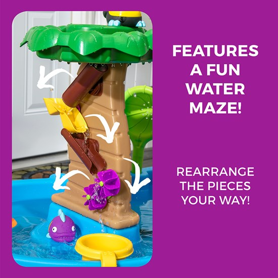 step2 Tropical Rainforest Water Table