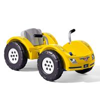 Zip N' Zoom Pedal Car™-Yellow