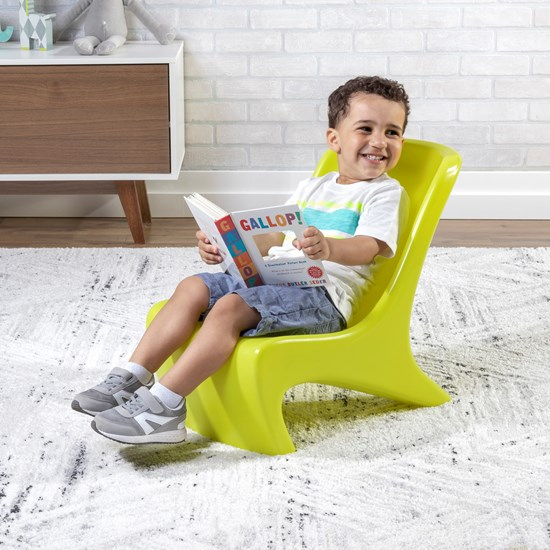step2 Junior Chic 2-Piece Chair Set-Lime