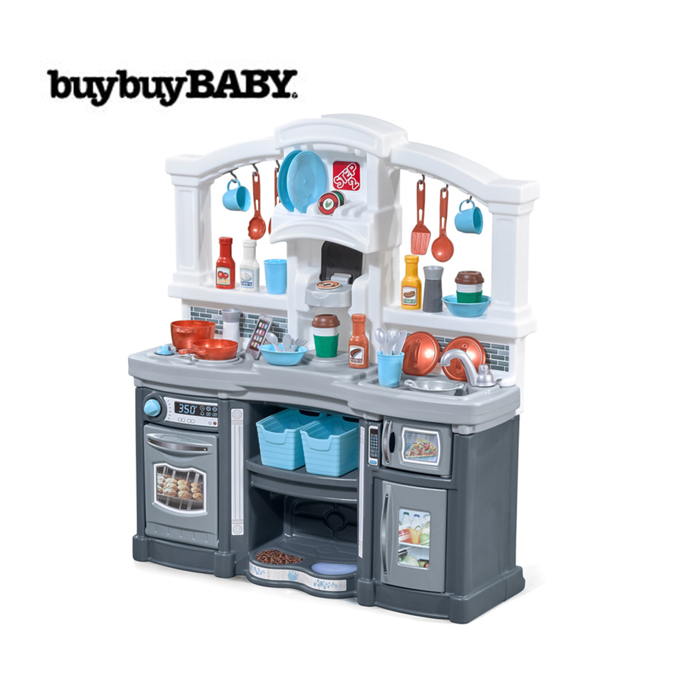 Grand Delights Kitchen Kids Play Kitchen Step2