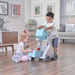 step2 Modern Mart Shopping Cart -Blue