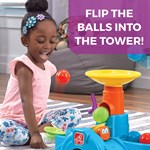 step2 Ball Buddies Tunnel Tower