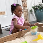 step2 Entertain & Enjoy Bundle naturally playful sandbox II
