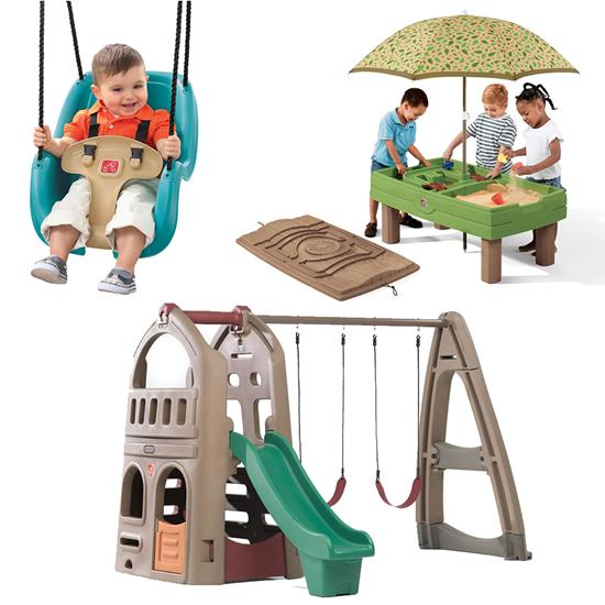 step2 Outdoor Playtime Bundle