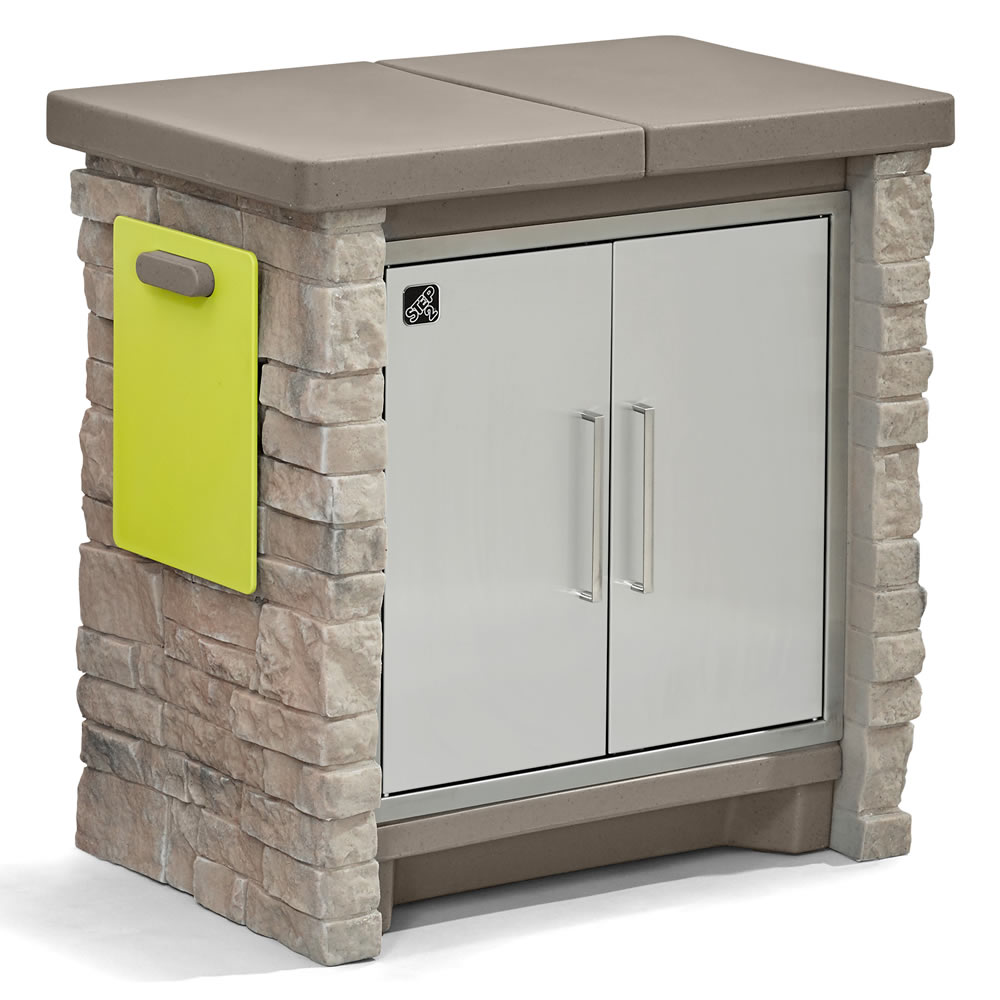 Stonefront Patio Collection Cooler Storage